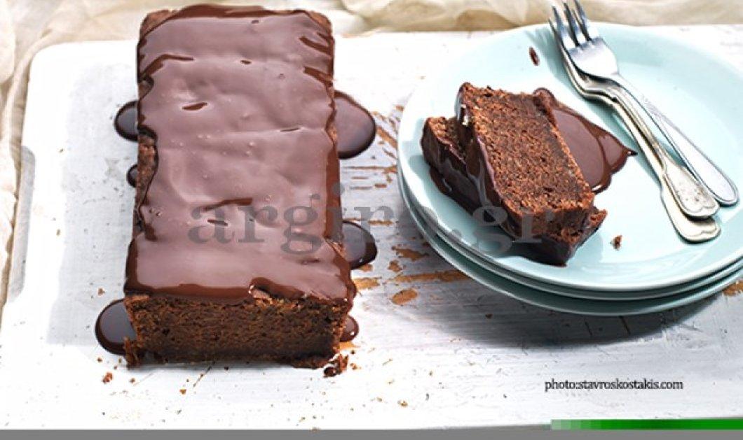 Πανεύκολο κέικ χωρίς αυγά και βούτυρο από την Αργυρώ - Κυρίως Φωτογραφία - Gallery - Video