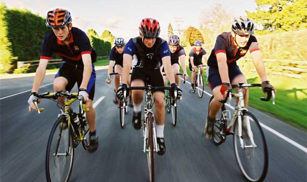 Good News: Ελπιδοφόρος 27 ετών στέλνει συγκλονιστικά μηνύματα από το Λονδίνο στην Αθήνα με ποδήλατο - Κυρίως Φωτογραφία - Gallery - Video