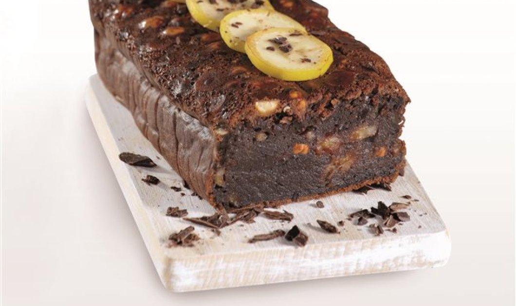 Υγρό κέικ με μπανάνα και σταφίδες -Μία gourmet πρόταση για το καφέ σας ή το κολατσιό των παιδιών - Κυρίως Φωτογραφία - Gallery - Video
