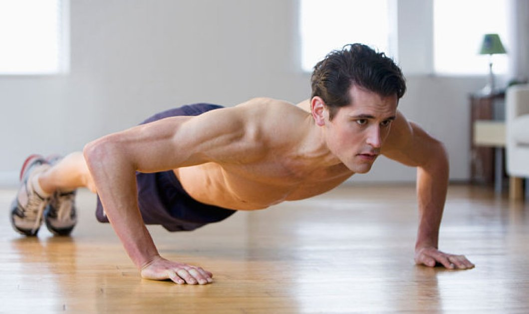 Diamond push ups: Μια άσκηση διαμάντι για τους τρικέφαλους σου - δείτε βήμα - βήμα & γίνετε ταύροι - Κυρίως Φωτογραφία - Gallery - Video