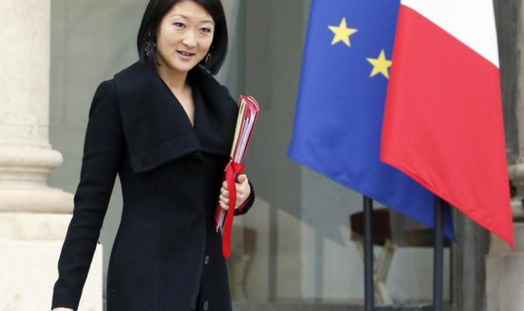 Fleur Pellerin: Η εξωτική, υιοθετημένη Γαλλοκορεάτισσα υπουργός Πολιτισμού με την ατελείωτη γκαρνταρόμπα - Έρχεται με Ολάντ! - Κυρίως Φωτογραφία - Gallery - Video