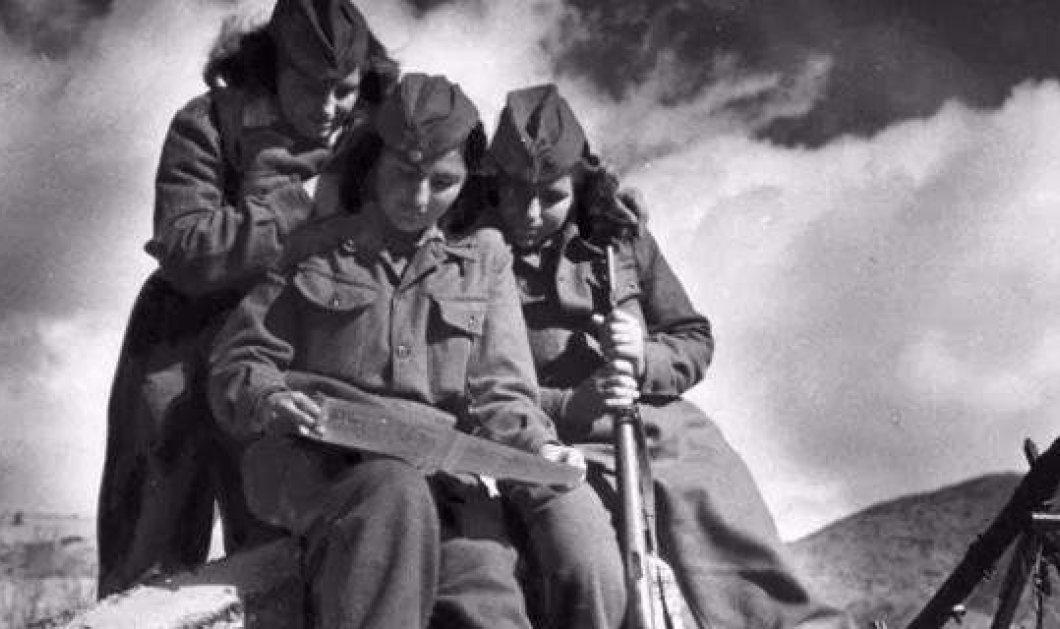Story of the day: Πώς ο έρωτας της Τιτίκας & του Γιάννη τους έβγαλε αλώβητους από τον πόλεμο του '40 - Κυρίως Φωτογραφία - Gallery - Video