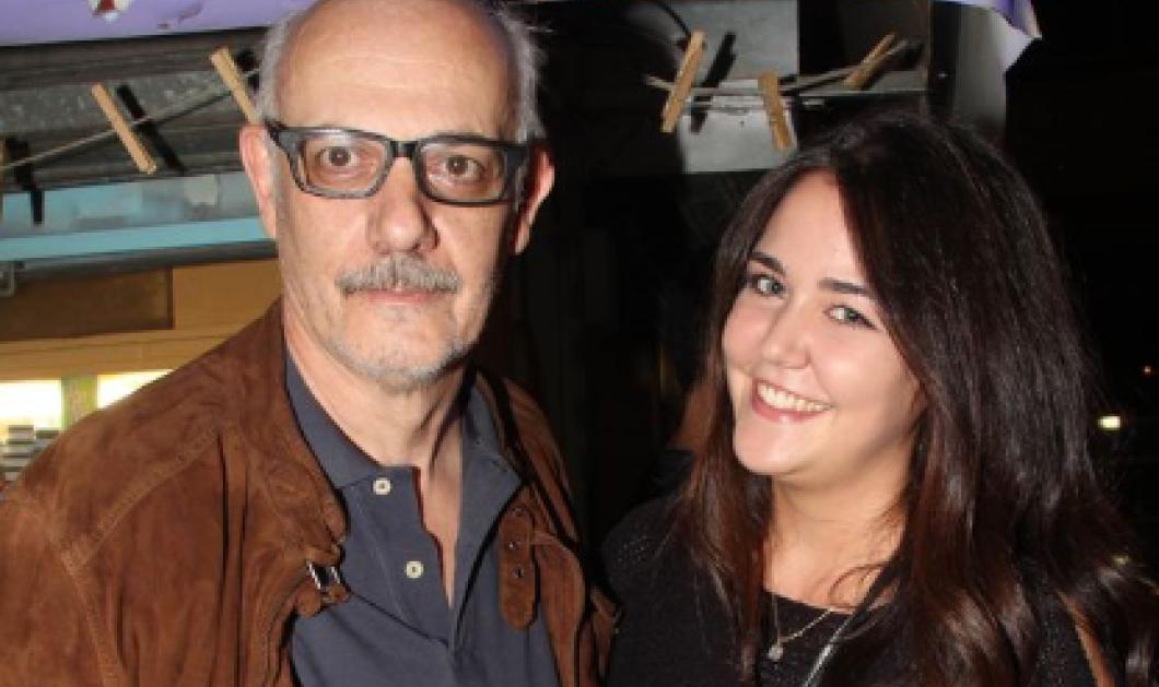 Γιώργος Κιμούλης: Επιλεκτική κοινή εμφάνιση με την κόρη του Μαριάννα σε θεατρική παράσταση   - Κυρίως Φωτογραφία - Gallery - Video