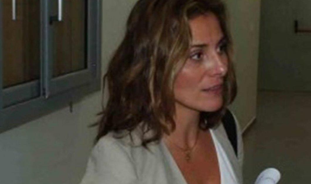 Με ελικοφόρο χαμηλού κόστους πέταξε η Μπέτυ Μπαζιάνα στην Κοζάνη για το δεύτερο μάθημα - Κυρίως Φωτογραφία - Gallery - Video