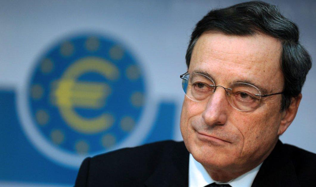 Μάριο Ντράγκι: Η Ευρωζώνη επιστρέφει στην ανάπτυξη - Είχαμε αποτελέσματα  - Κυρίως Φωτογραφία - Gallery - Video