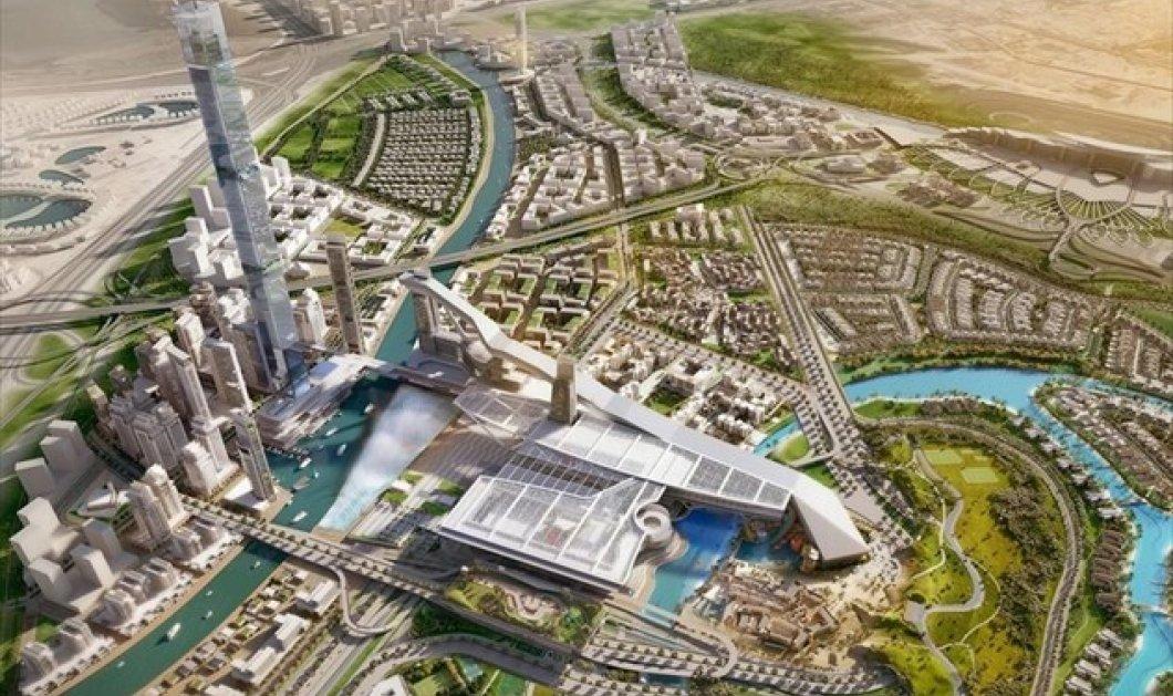 Το Ντουμπάι σπάει τα ρεκόρ με το ξενοδοχειακό συγκρότημα Meydan one - 5 παγκόσμια ρεκόρ - Κυρίως Φωτογραφία - Gallery - Video