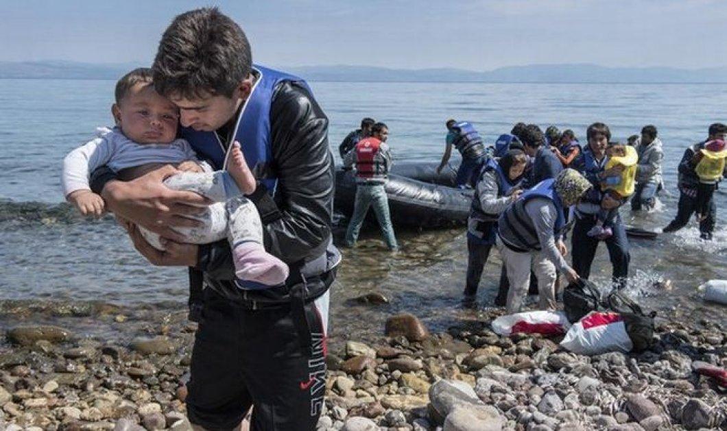 Το Αιγαίο - θάλασσα τραγωδίας: 22 νεκροί μετανάστες σε Κάλυμνο & Ρόδο μια μέρα μετά τους 17 νεκρούς σε Μυτιλήνη - Κυρίως Φωτογραφία - Gallery - Video