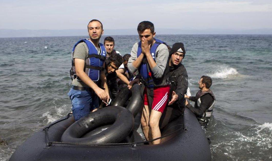 Νεκρά 4 παιδιά σε νέο ναυάγιο προσφύγων στην Κάλυμνο – Ένα ακόμη αγνοείται - Κυρίως Φωτογραφία - Gallery - Video