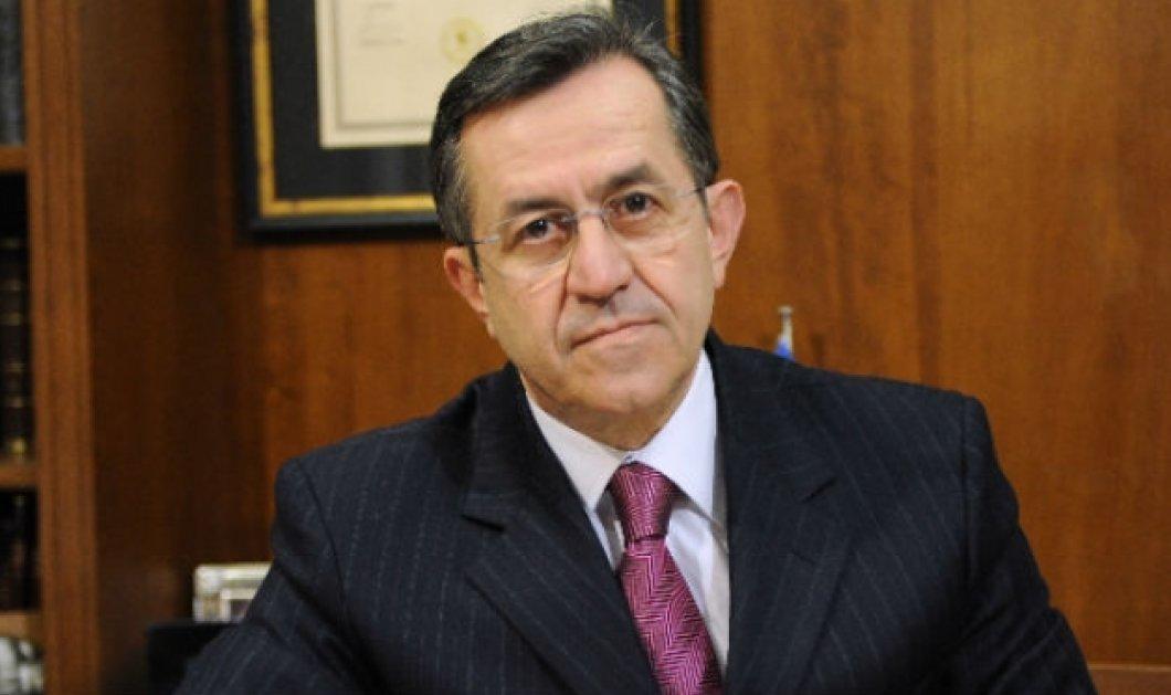 Ο Ν. Νικολόπουλος άλλαξε γνώμη: Δεν ανεξαρτητοποιούμαι -  δεν διαταράσσω την κυβέρνηση  - Κυρίως Φωτογραφία - Gallery - Video