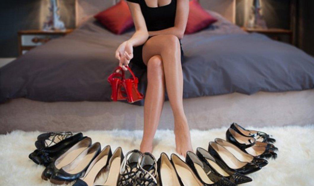 Τι μαρτυρούν τα παπούτσια για το χαρακτήρα μιας γυναίκας - Δείτε εδώ   - Κυρίως Φωτογραφία - Gallery - Video