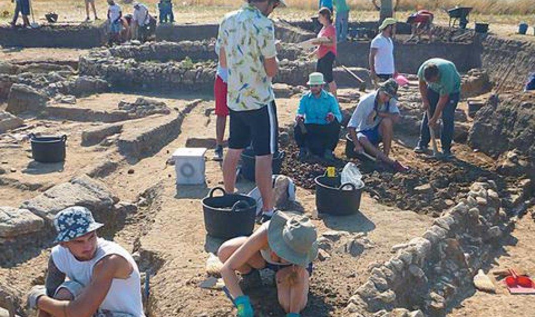 Εντυπωσιακή ανακάλυψη στην Ροδόπη: Βρέθηκε Αρχαία οικία με θησαυρούς 2.500 ετών - Κυρίως Φωτογραφία - Gallery - Video