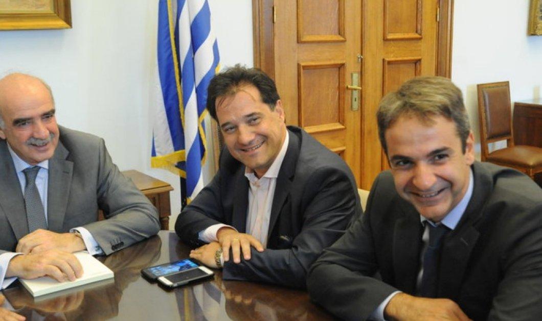 Οι 4 υποψήφιοι της ΝΔ: Αντίπαλος μας μόνο ο Τσίπρας και τα προβλήματα του τόπου - Κυρίως Φωτογραφία - Gallery - Video