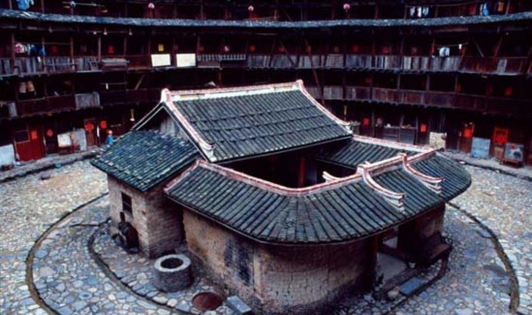Tu lou: Τα μοναδικά σπίτια - φρούρια της φυλής Hakka στη Κίνα - Κυρίως Φωτογραφία - Gallery - Video