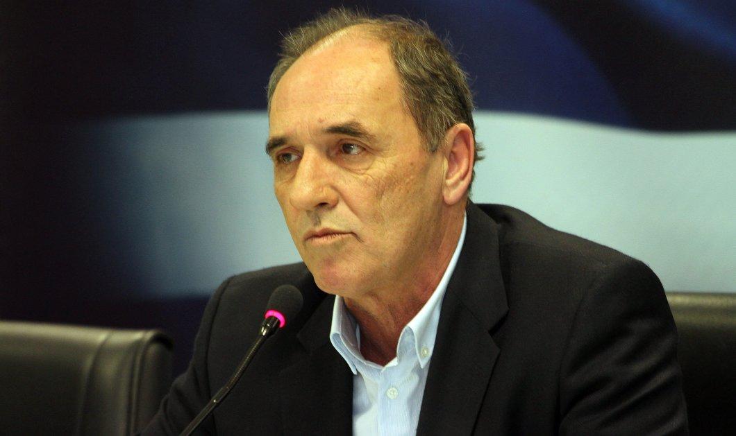 Γ. Σταθάκης ναι εγώ είμαι ο υπουργός με το 1 εκ. ευρώ - Γιατί επέλεξα να παραμείνω σιωπηλός;    - Κυρίως Φωτογραφία - Gallery - Video