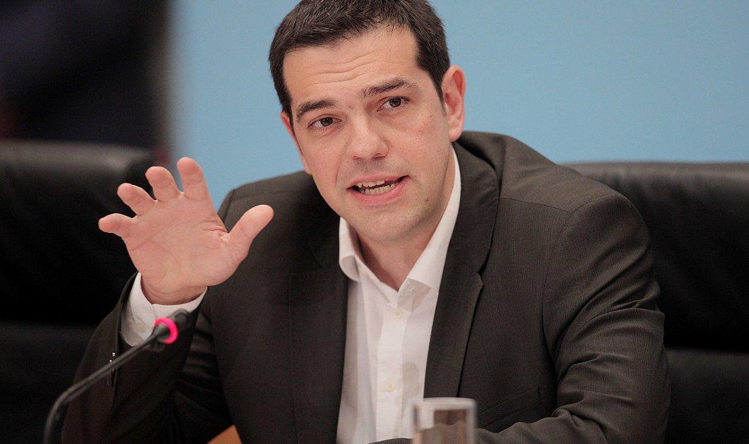 Ας πει κάποιος στον Τσίπρα να φορέσει γραβάτα – Θα τον ακολουθήσουν οι Υπουργοί του ακόμη & αν βάλει παπιγιόν - Κυρίως Φωτογραφία - Gallery - Video