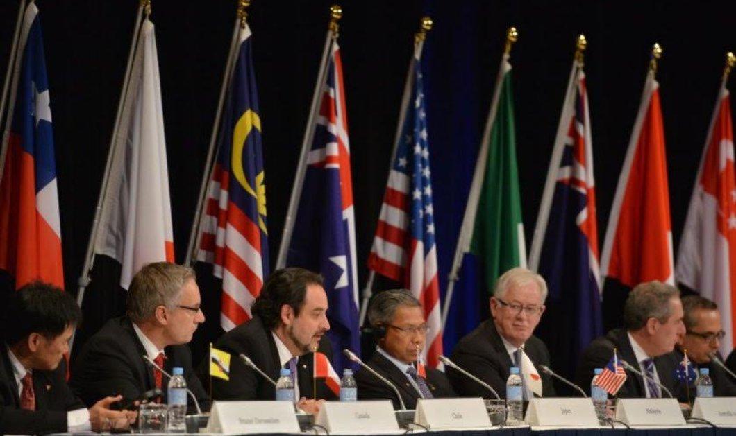 Ιστορική συμφωνία για τη μεγαλύτερη εμπορική συνεργασία των τελευταίων δεκαετιών - Ποιες χώρες συμμετέχουν;  - Κυρίως Φωτογραφία - Gallery - Video