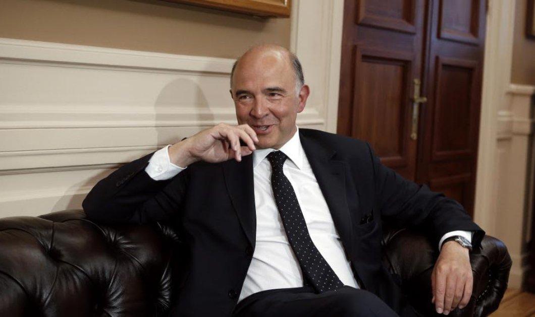 Ο Moscovici στην Αθήνα – Ένα καυτό 48ωρο – Τετ α τετ με Τσίπρα, Σταθάκη, Τσακαλώτο & Κατρούγκαλο - Κυρίως Φωτογραφία - Gallery - Video