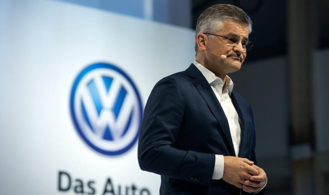 Ραγδαίες εξελίξεις: Ο επικεφαλής της VW στις ΗΠΑ Μάικλ Χορν γνώριζε για το παράνομο λογισμικό εδώ και 1,5 χρόνο - Κυρίως Φωτογραφία - Gallery - Video