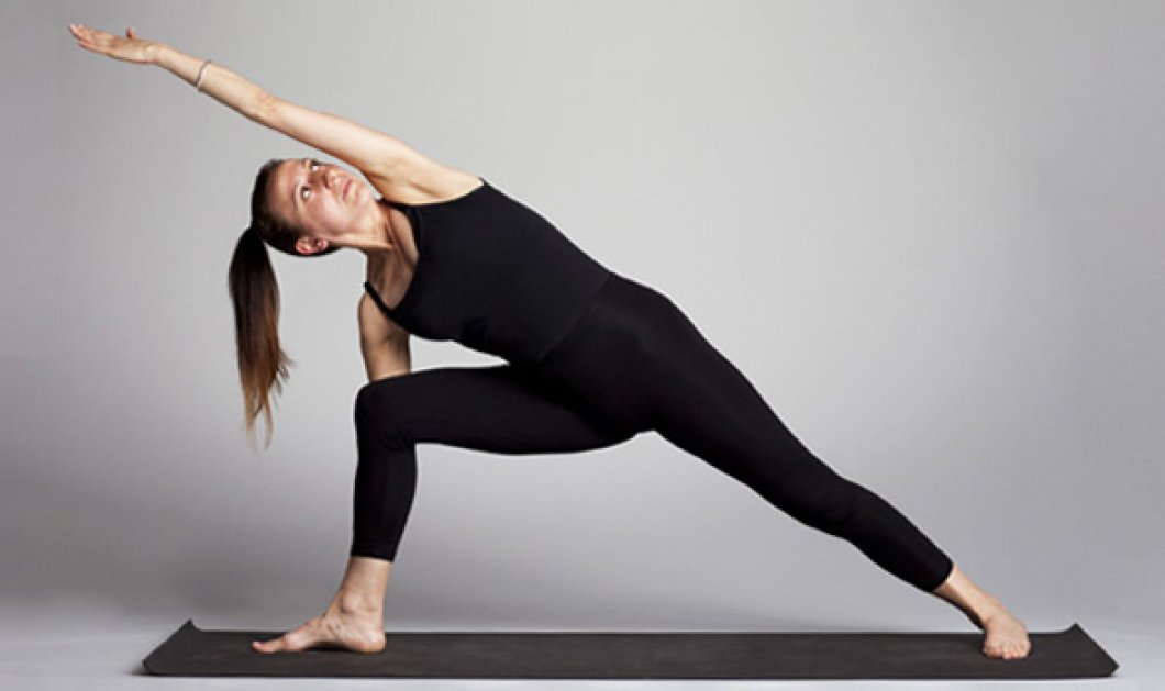Iyengar γιόγκα:  H νέα μόδα για ευλυγισία, δύναμη, αντοχή, βελτιώνει στάση του σώματος, ηρεμεί ο νους & έρχεται η ευεξία - Κυρίως Φωτογραφία - Gallery - Video