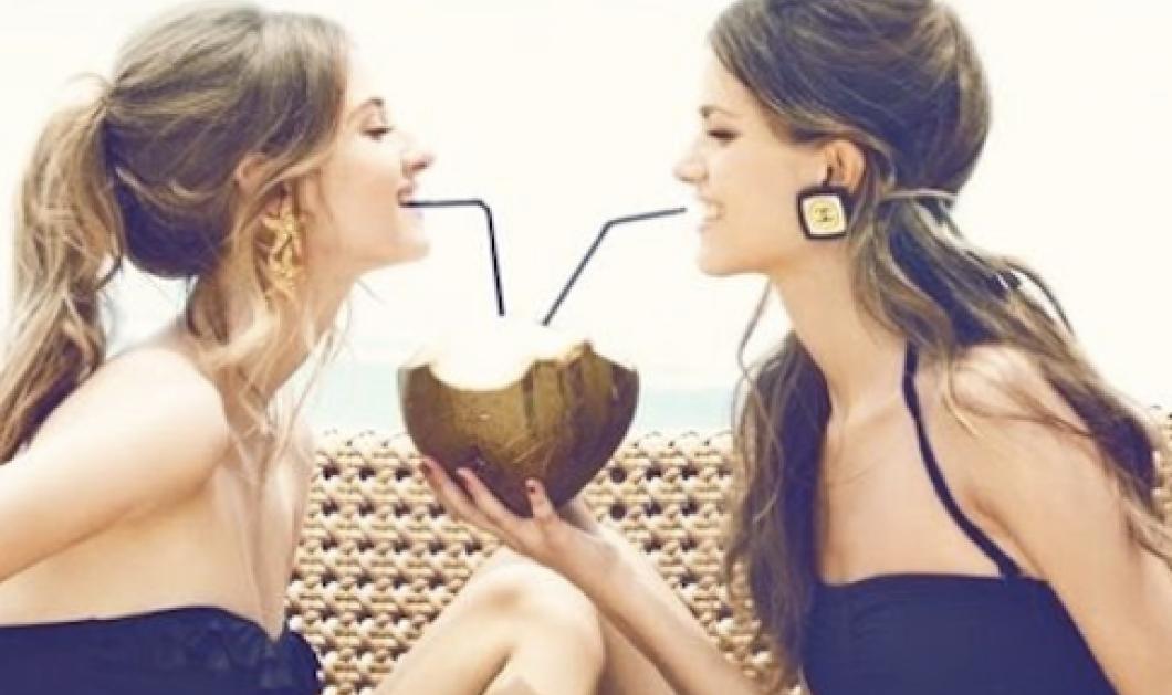Λάδι καρύδας για δυνατά μαλλιά & πυκνά φρύδια - Τι πρέπει να κάνεις;   - Κυρίως Φωτογραφία - Gallery - Video