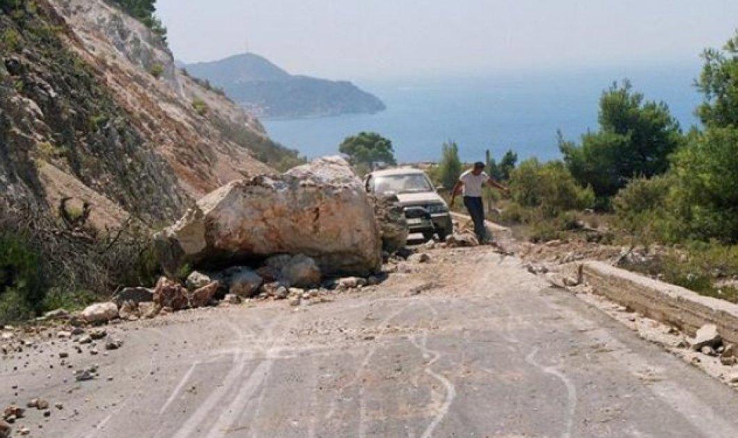 Το χρονικό των 2 θανάτων στη Λευκάδα – Έτσι έχασαν  τη ζωή τους οι δύο γυναίκες από τον σεισμό - Κυρίως Φωτογραφία - Gallery - Video