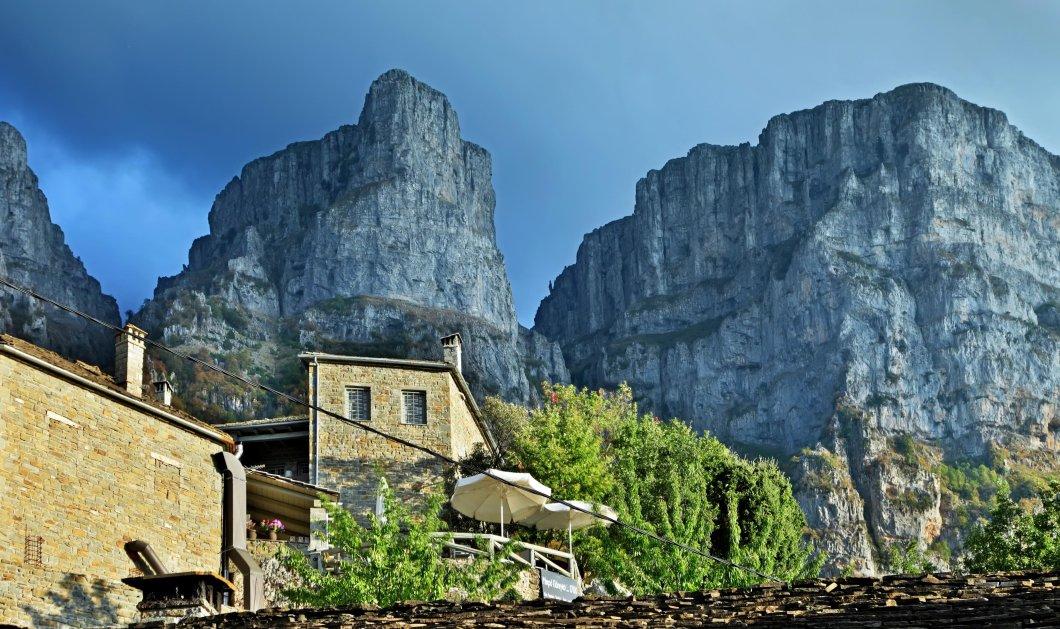 Ζαγοροχώρια: Ανακαλύψτε ξανά την καρδιά των χειμωνιάτικων αποδράσεων της Ελλάδας - Κυρίως Φωτογραφία - Gallery - Video