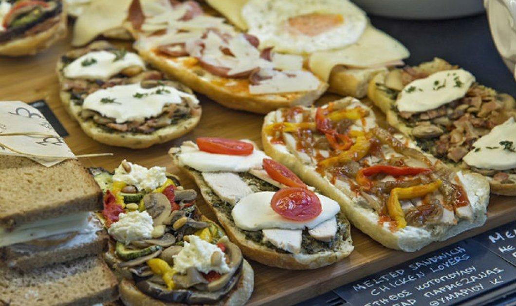 Πού θα φας τα νοστιμότερα σάντουιτς στην Αθήνα - Στο Βαζάκι ή στο Momo, στο Σαν Φαρνσίσκο ή το New York; - Κυρίως Φωτογραφία - Gallery - Video