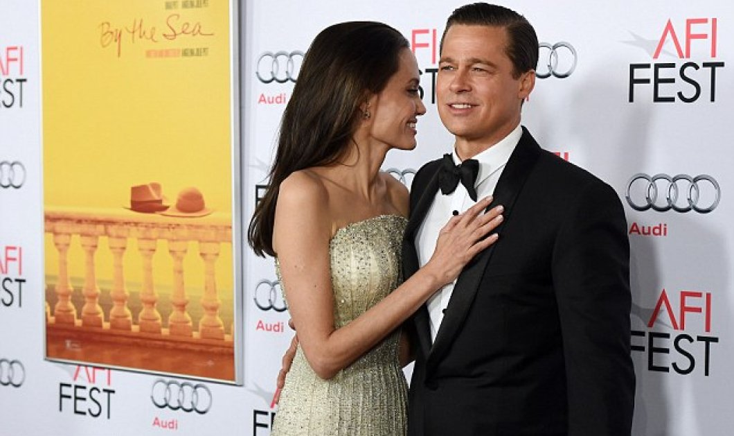 Brad Pitt: Ωραίος παρά ποτέ με black tie στο πλάι της εκθαμβωτικής Angelina - Παγκόσμια πρεμιέρα του The sea στο L.A. - Κυρίως Φωτογραφία - Gallery - Video