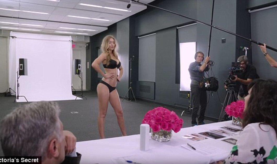 Victoria's Secret: Η αληθινή εικόνα των μοντέλων πίσω από το casting - Θλίψη, κλάματα & απογοήτευση - Κυρίως Φωτογραφία - Gallery - Video