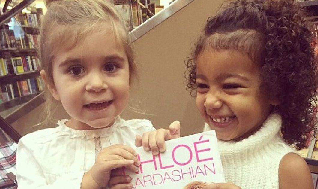 Οικογένεια - χρηματομηχανή - Καρντάσιαν: Η κόρη της Κιμ ντυμένη μικρομέγαλο για το βιβλίο της θείας Κλοέ  - Κυρίως Φωτογραφία - Gallery - Video