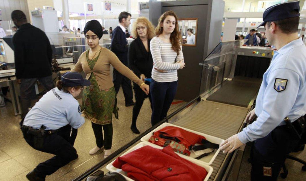 Απίστευτο: Ύποπτοι για τρομοκρατία 58 εργαζόμενοι του αεροδρομίου του Παρισιού - Κυρίως Φωτογραφία - Gallery - Video