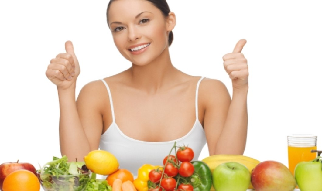 Υπάρχει μια κατηγορία ανθρώπων που διατηρούνται αδύνατοι χωρίς κόπο - Δείτε τι τρώνε! - Κυρίως Φωτογραφία - Gallery - Video
