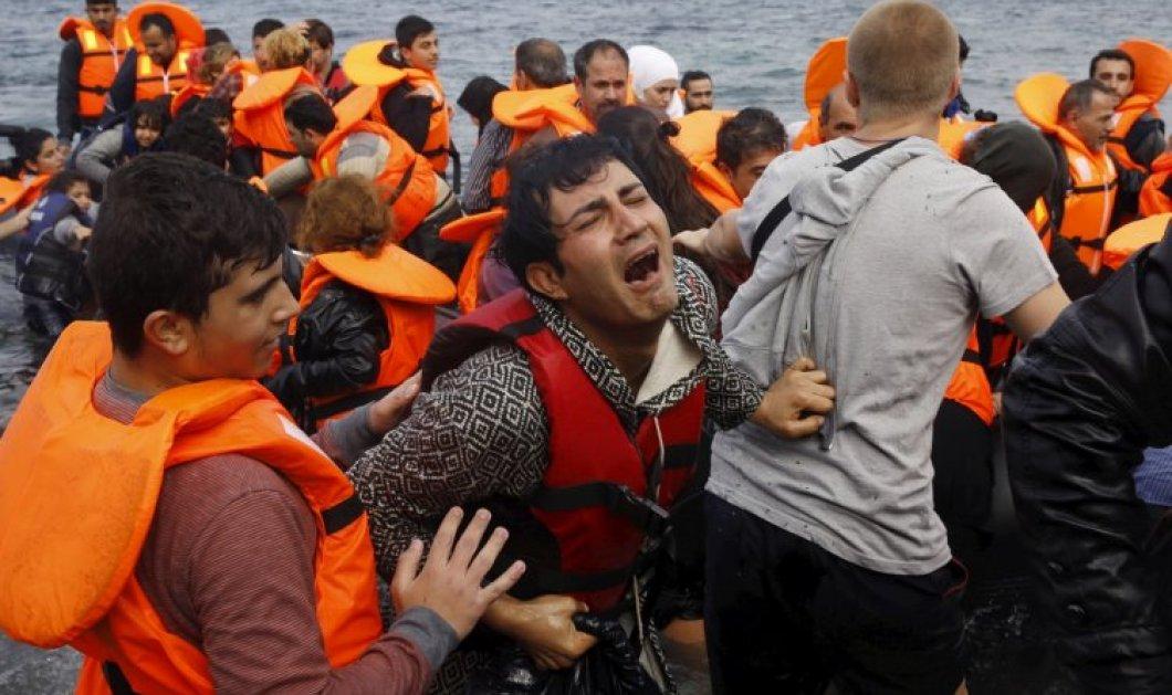 Τραγωδία δίχως τέλος στο Αιγαίο: Νέο ναυάγιο στη Μυτιλήνη με πέντε νεκρούς - Ανάμεσά τους δύο παιδιά - Κυρίως Φωτογραφία - Gallery - Video