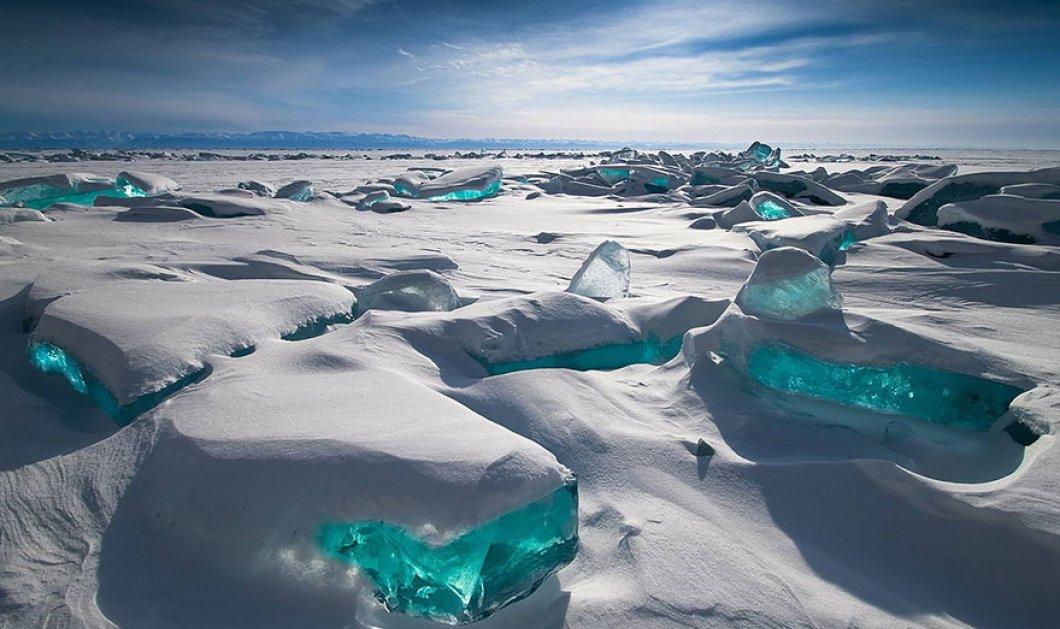 30+ Απίστευτα μέρη που μοιάζουν σαν να είναι από άλλο πλανήτη - Γίνετε Alien για μία στιγμή   - Κυρίως Φωτογραφία - Gallery - Video