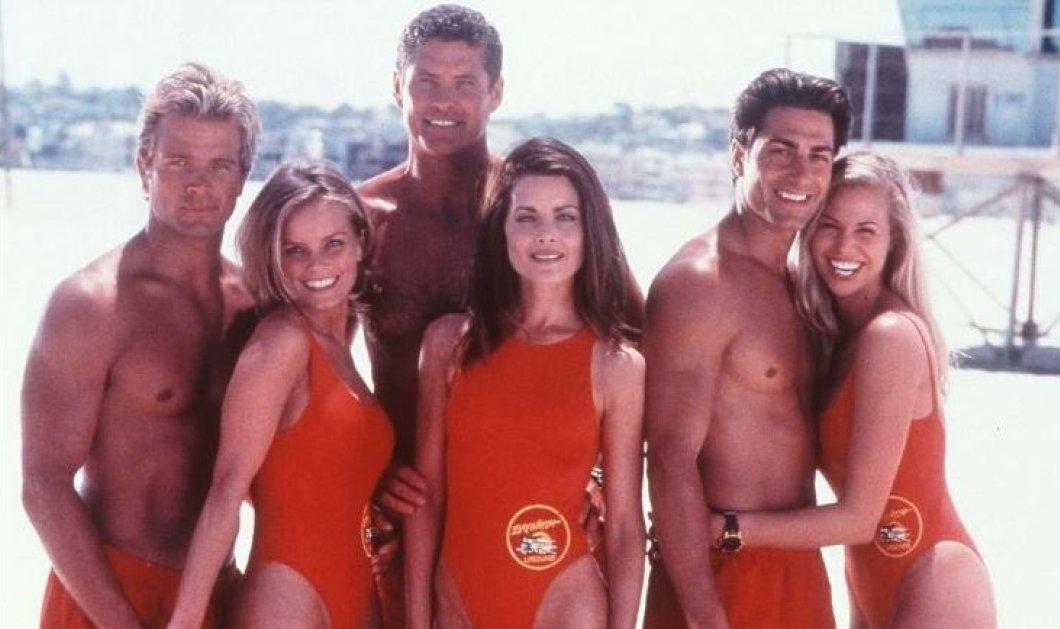 Τους θυμάστε; Ιδού πως είναι σήμερα οι πρωταγωνιστές της δημοφιλούς και αξέχαστης σειράς Baywatch - Κυρίως Φωτογραφία - Gallery - Video
