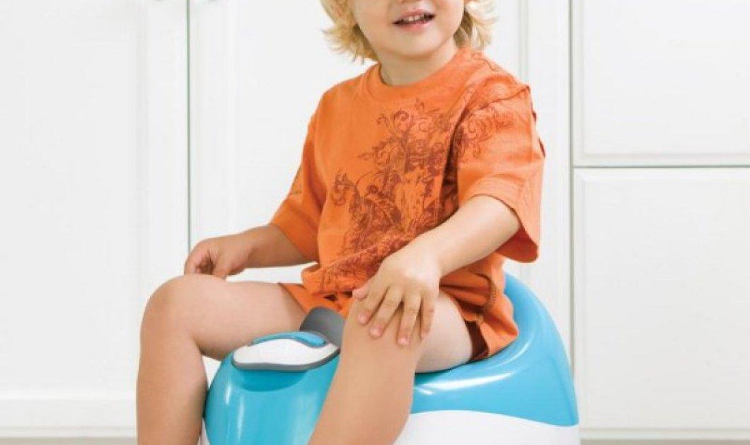 Πώς να εκπαιδεύσετε το μωρό σας να καθίσει στην τουαλέτα  - Κυρίως Φωτογραφία - Gallery - Video