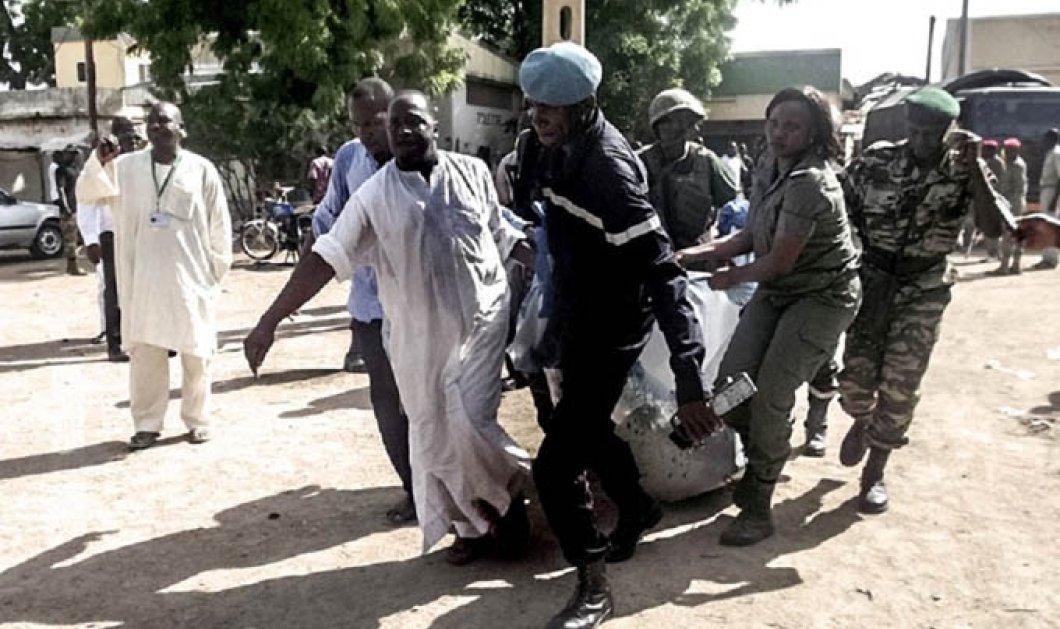 Γυναίκες ανατινάσσονται σαν τρέλες & σκοτώνουν: 2 θηλυκές καμικάζι - 5 νεκροί στο Καμερούν  - Κυρίως Φωτογραφία - Gallery - Video