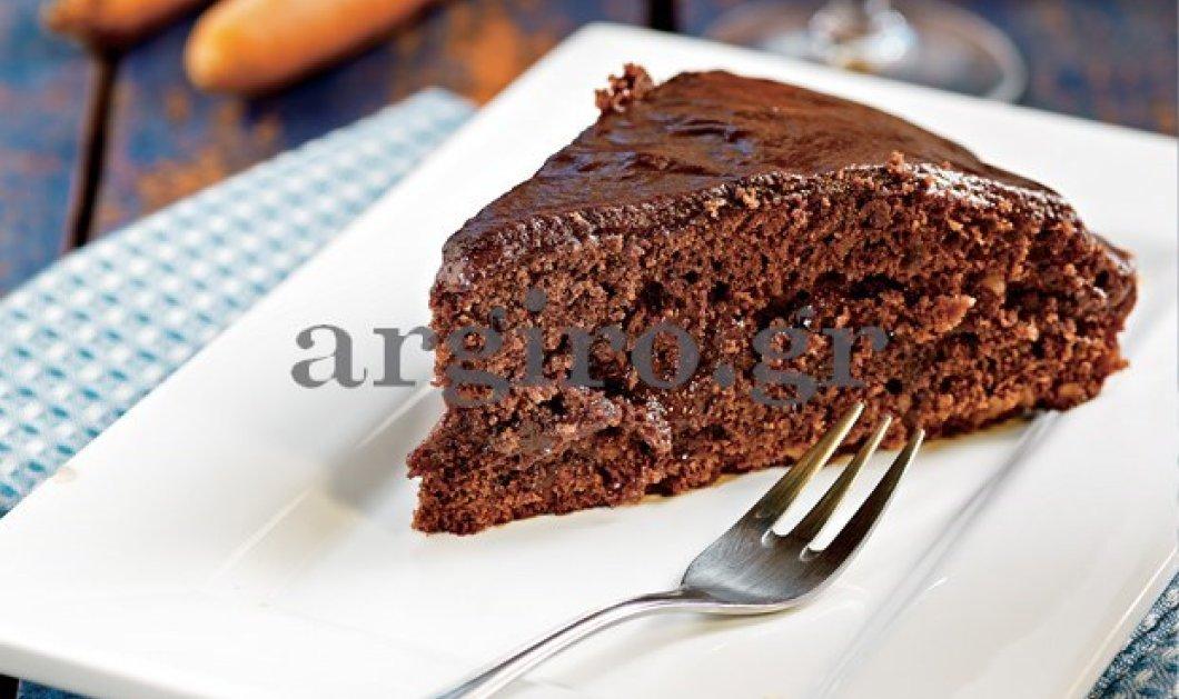 Η πιο νόστιμη καρυδόπιτα με σοκολάτα ever – Δείτε τη συνταγή της Αργυρώς - Κυρίως Φωτογραφία - Gallery - Video