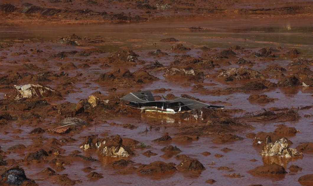 Βραζιλία: Τουλάχιστον 17 νεκροί από κατολίσθηση τοξικής λάσπης που καταπλάκωσε χωριό   - Κυρίως Φωτογραφία - Gallery - Video