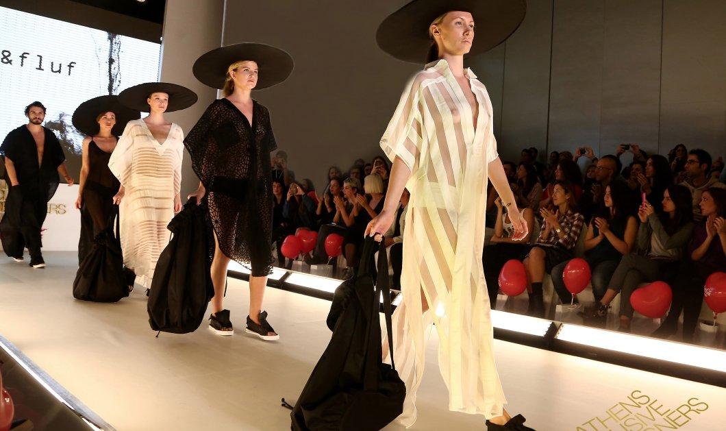 Εβδομάδα Μόδας -Αθήνα: Τις νέες τάσεις παρουσίασαν 41 σχεδιαστές από την Ελλάδα & το εξωτερικό  - Κυρίως Φωτογραφία - Gallery - Video