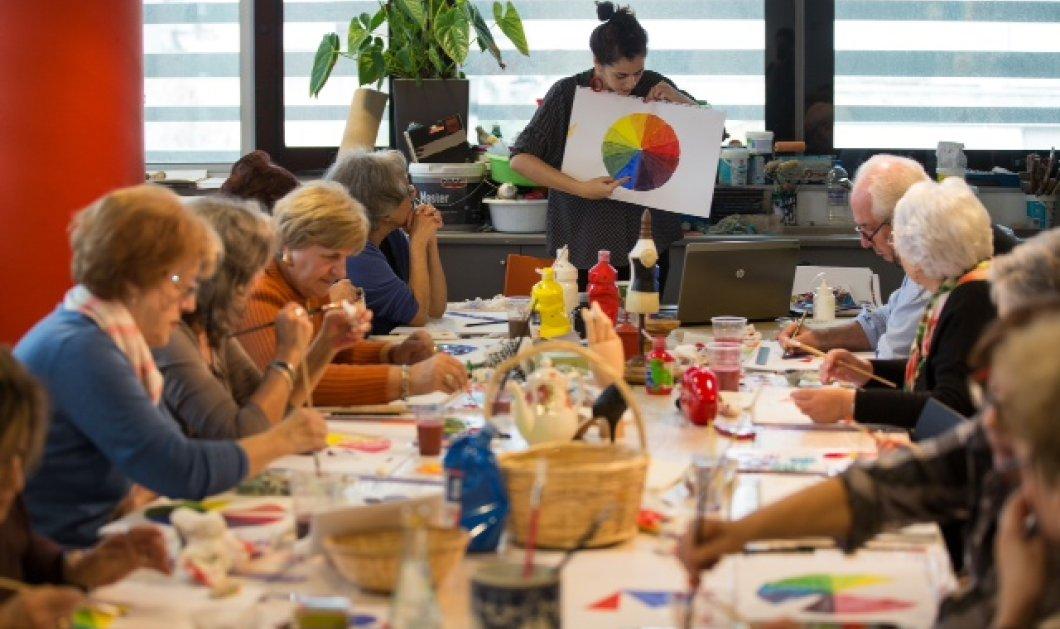 Εκπαιδευτικά προγράμματα για παιδιά, εφήβους, οικογένειες και ενήλικες στη Στέγη Γραμμάτων & Τεχνών  - Κυρίως Φωτογραφία - Gallery - Video
