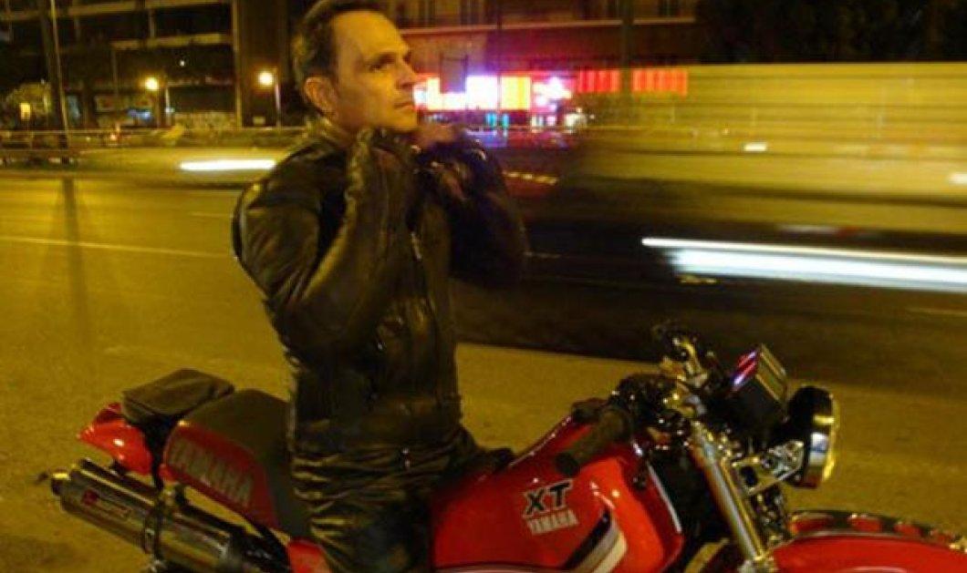 Θύμα τροχαίου έπεσε ο δημοφιλής ηθοποιός Σταμάτης Γαρδέλης στη Συγγρού - Φώτο  - Κυρίως Φωτογραφία - Gallery - Video