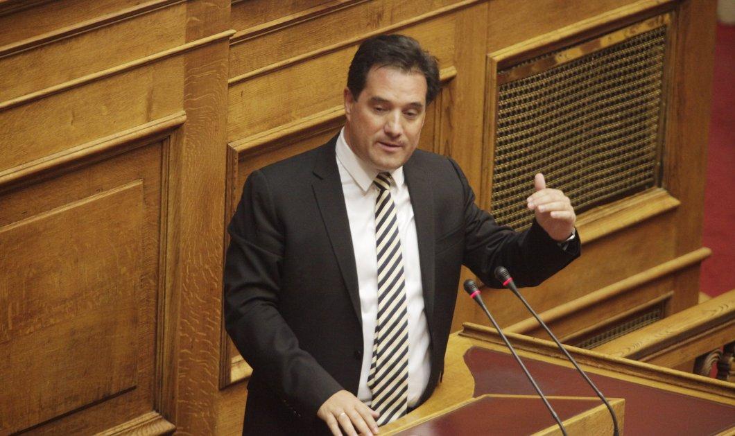Γεωργιάδης: Αν σας σιχαθώ, δίνω τη βουλευτική καρέκλα και φεύγω - Κυρίως Φωτογραφία - Gallery - Video