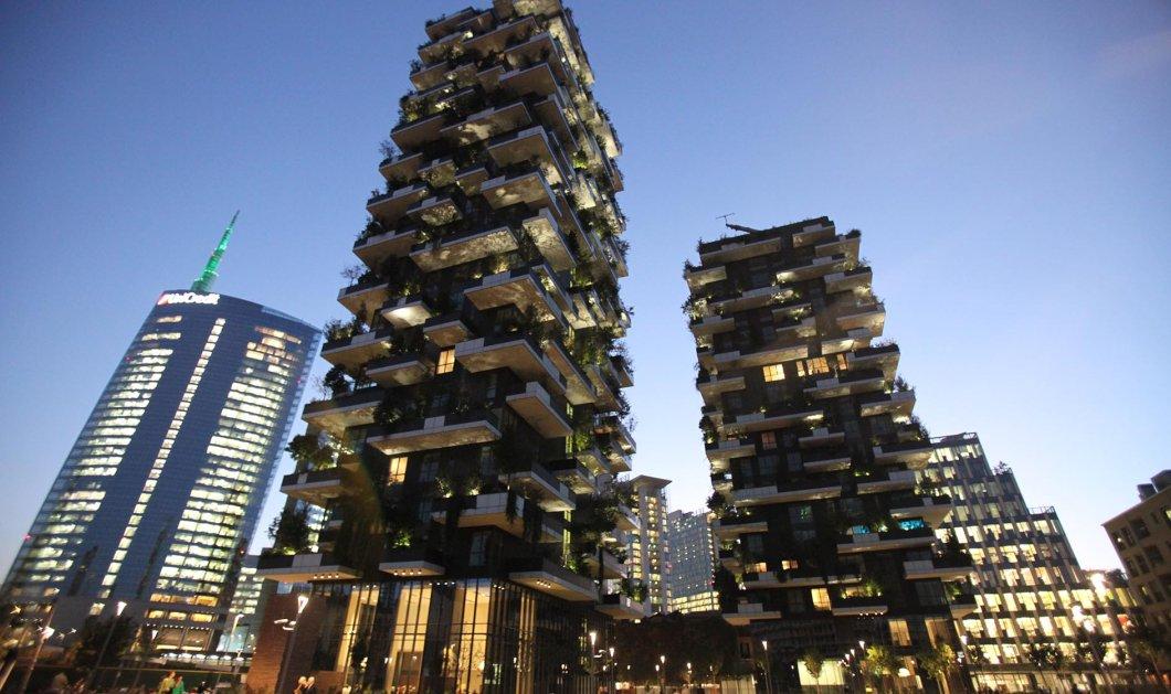Ιδού ο ωραιότερος ουρανοξύστης στον κόσμο - Θα σας αφήσει με το στόμα ανοιχτό! - Κυρίως Φωτογραφία - Gallery - Video