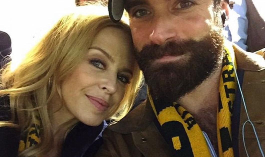 Η 47χρονη Kylie Minogue θα κάνει Χριστούγεννα με τον 27χρονο αμόρε της & δεν κρύβει την χαρά της  - Κυρίως Φωτογραφία - Gallery - Video