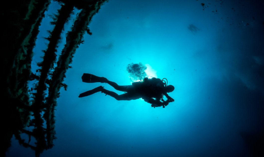 Όταν η μαγεία του βυθού κρύβει σπουδαία μυστικά - Συναρπαστικές φωτό από ναυάγια της Κύπρου - Κυρίως Φωτογραφία - Gallery - Video