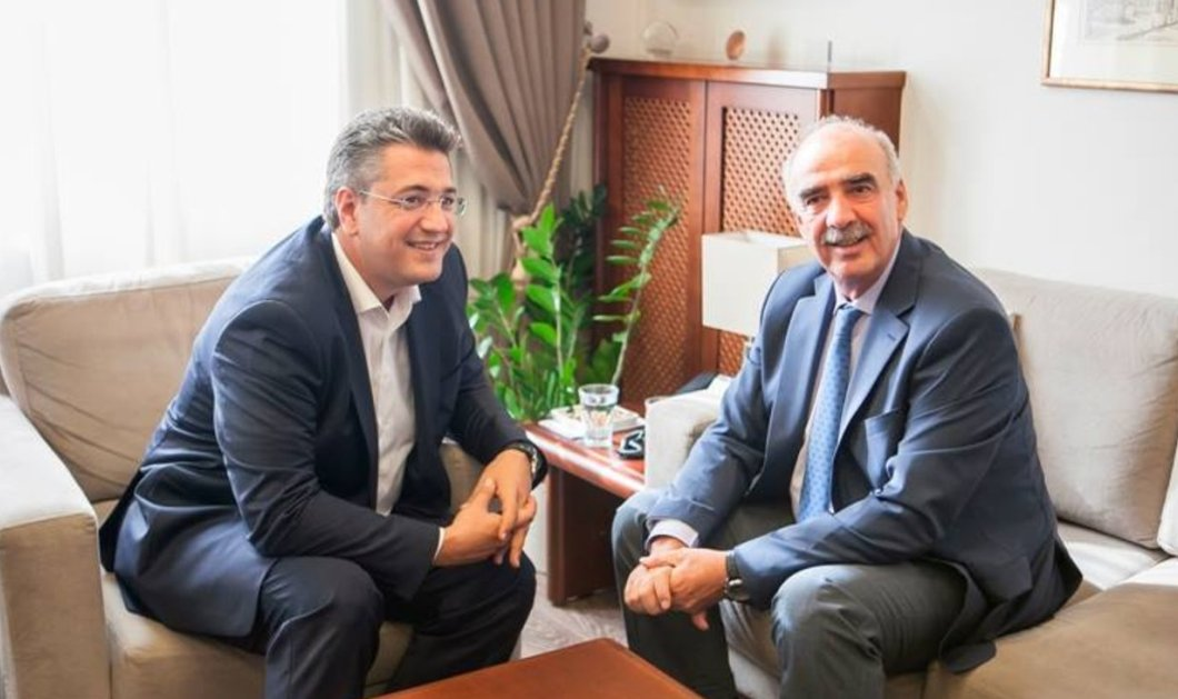 Εκλογές ΝΔ: Πρώτος ο Μεϊμαράκης, «κατάλληλος» ο Τζιτζικώστας - Τι δείχνει νέα δημοσκόπηση - Κυρίως Φωτογραφία - Gallery - Video