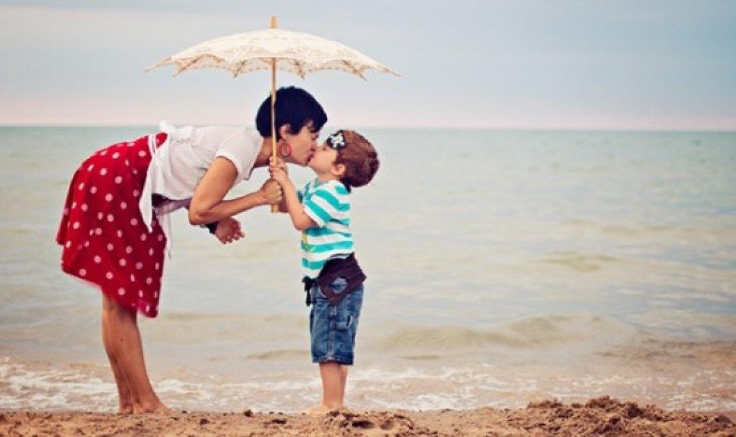 Δέκα λόγοι που είναι υπέροχο να έχεις γιο-  Δείτε τους και λατρέψτε  τον μικρό σας μπόμπιρα - Κυρίως Φωτογραφία - Gallery - Video