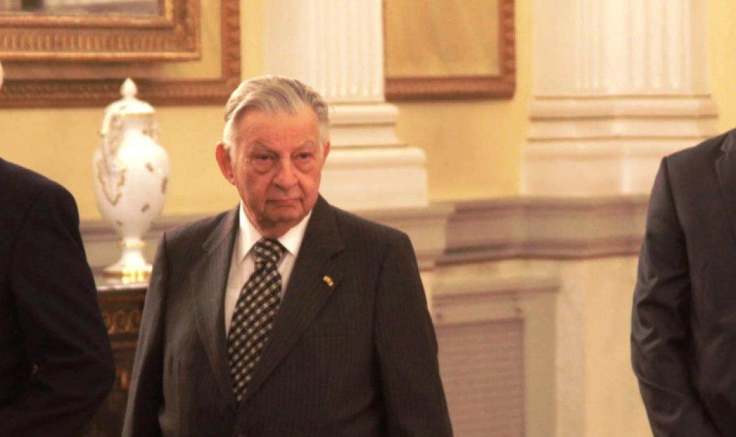 """Ο βετεράνος Γ. Βαρβιτσιώτης έξω από τα δόντια: """"Τον κ . Σκατάκη διόρισε πρόεδρο""""  - Κυρίως Φωτογραφία - Gallery - Video"""