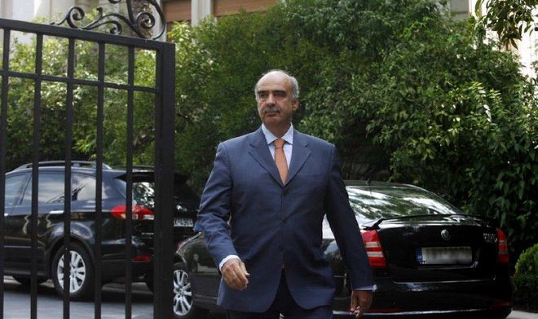 Β. Μεϊμαράκης: Η Νέα Δημοκρατία δεν ψήφισε τα μέτρα, ψήφισε στόχους & χρονοδιαγράμματα - Κυρίως Φωτογραφία - Gallery - Video